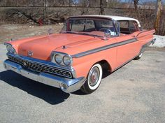 Displaying 1 - 15 of 27 total results for classic Ford Galaxie 500 Vehicles for Sale. Ford Galaxie, Car Ford, Ford Trucks, Retro Cars, Vintage Cars, Old American Cars, Good Looking Cars, Pontiac Cars, Ford Lincoln Mercury
