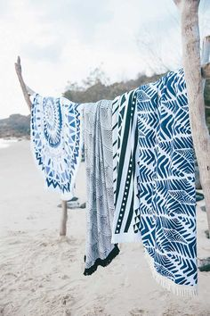 the cutest beach towels