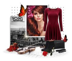 """""""YOINS"""" by tanja-871 ❤ liked on Polyvore featuring women's clothing, women, female, woman, misses, juniors and yoins"""