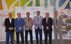 La #FundaciónCiudadesMediasdelCentrodeAndalucía ha sido galardonada por la Consejería de Turismo y Deporte con el #PremioAndalucíadeTurismo2017, modalidad Buenas Prácticas en Materia de Empleo Turístico. #AlcalálaReal #Antequera #Écija #Lucena #PuenteGenil