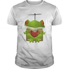 Awesome Tee Glitch NPC Inhabitants Yoga Frog Red Yoga, Dog,loverr Shirts & Tees