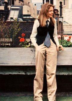 Дайан Китон, стиль кому за... - Стильные заметки, блог о стиле и моде