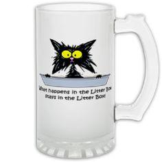 Beer Mugs, Cat Lovers, Cups, Glasses, Tableware, Eyewear, Mugs, Eyeglasses, Dinnerware