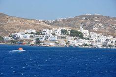 Seabourn Odyssey Milos, Greece