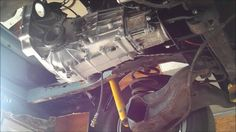 Subaru 5 speed transmission in a Vanagon (part 3 and last one)