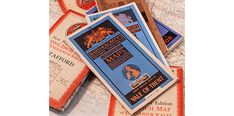 Old Ordnance Survey Maps | Re-found Objects