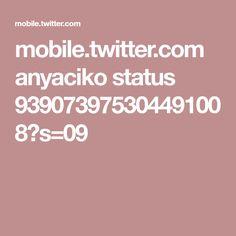 mobile.twitter.com anyaciko status 939073975304491008?s=09