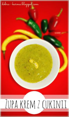 Dobra karma: Zupa krem z cukinii