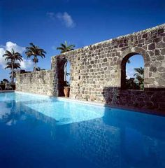 Swim in History — Ottley's Plantation Inn