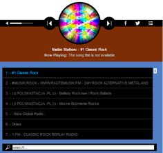 Listen Rock Radio  It may take few seconds to stream music depending on Internet speed.  https://play.google.com/store/apps/details?id=com.androidapp.musictimeradio