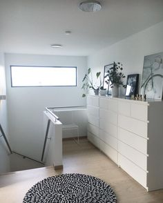 Interior inspo via on Ikea Bedroom, Home Bedroom, Bedroom Decor, Ikea Malm Dresser, Dresser Drawers, Interior Architecture, Interior Design, Ikea Home, House Rooms