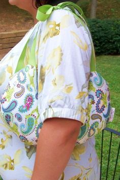 How to wear the Grace Relief Breast Cancer Relief Pillow
