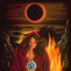 La Sacerdotisa Interior: Brujas, Diosas y Chamanas