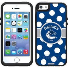 iPhone 5SE/5s OtterBox Symmetry Series NHL Case