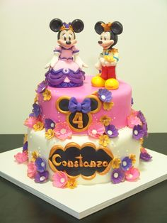 Princesa Minnie, Principe Mickey