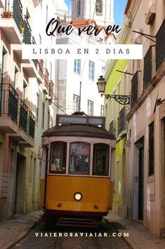Si estas pensando en viajar a #Lisboa este verano, te contamos los lugares más chulos que podrás ver en la ciudad en 2 días.   #portugal #ciudad #escapada #vacaciones #vacaciones #guiadeviajes #blogdeviajes Best Beaches In Portugal, Portugal Vacation, Hotels Portugal, Places In Portugal, Visit Portugal, Portugal Travel, Tours, Algarve, Best Hotels