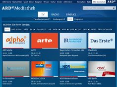 ARD Mediathek - Web-App - CHIP