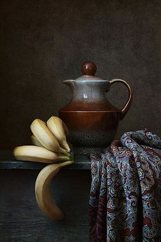 35PHOTO - Курочкина Диана - Натюрморт с бананами