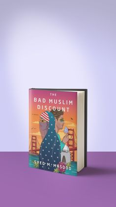 The Bad Muslim Discount is an inclusive, timely, and comic first novel about Muslim immigrants finding their way in modern America. With insight, warmth, and humor, Syed M. Masood examines universal questions of identity, faith, and belonging through the lens of Muslim Americans. Great Books To Read, This Is A Book, New Books, Take My Time, No Time For Me, Just Blaze, Hysterically Funny, Social Order