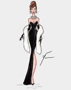 Fashion Illustrator & Designer