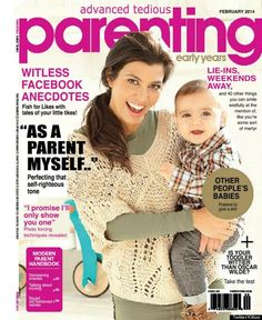 You Must See This Amazing Parenting Magazine Parody, Because Truth  \\