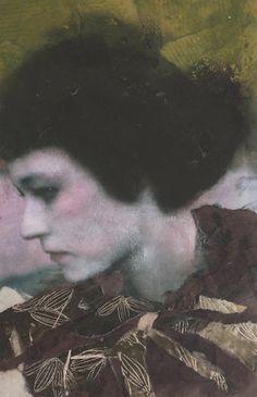 Veronique Paquereau - Contemporary Artist - Poetic Atmosphere - Univers Poétique - En Automne