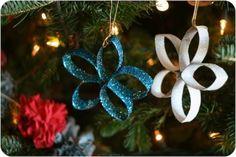 18 DIY Star Ornaments For Your Christmas Décor