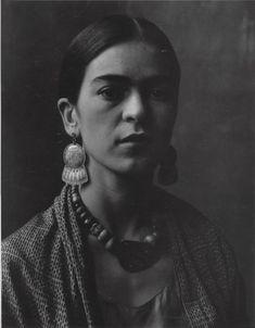 Les filles du Jardin: Frida Kahlo