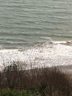 Killiney beach suffers