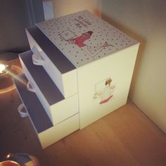 DIY My Little Box @My Little Paris