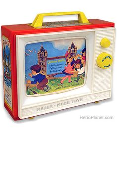 Fisher-Price Music Box, toys I haven't thought about in years 70s Toys, Retro Toys, Vintage Toys, Vintage Ideas, Vintage Stuff, My Childhood Memories, Childhood Toys, School Memories, Jouets Fisher Price
