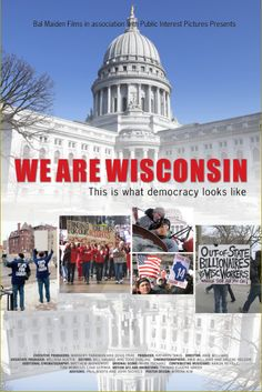 """""""We Are Wisconsin"""" brings Madison protests to the big screen"""
