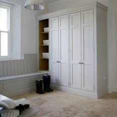 Ashurst House - Boot Rooms - Humphrey Munson