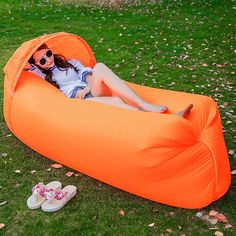 Sensible Fast Inflatable Lazy Bag Air Sleeping Bag Outdoor Inflatable Sofa Portable Beach Inflatable Sofa Camping Air Sofa New As Effectively As A Fairy Does Camp Sleeping Gear