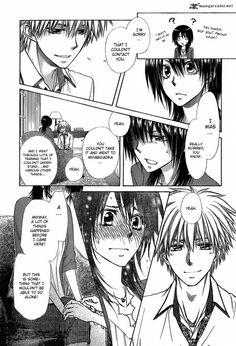 Kaichou wa Maid-sama! 79 - Page 26