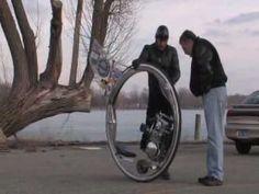 Kerry McLean & His Monocycle