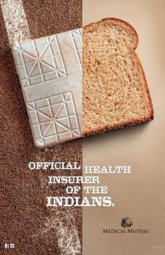 Medical Mutual: Bread }-> repinned by www.BlickeDeeler.de