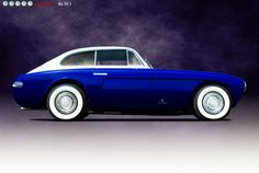1952 Cunningham C-3 Coupe by Vignale,