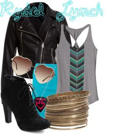 """Rydel Lynch :)"" by cassidygearhart on Polyvore"