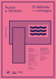 Acqua e Territorio by Studio Iknoki, via Behance