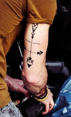 40 Interesting Small Tattoo Designs for Men with New Ideas