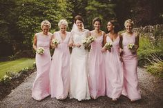 37 - Vestido de Madrinha - rosa