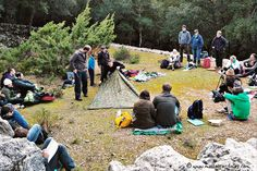 ⚡️Blitzlichter⚡️ Über phojoca könnt Ihr Eure Kurse, Seminare oder Survivaltouren buchen lassen.