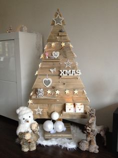 DIY X MAS TREE
