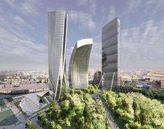 CityLife Tower / Zaha Hadid Architects