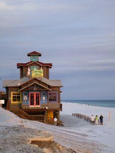 Pampano Joe's Destin Beach FL. - Taken By Phil Coward