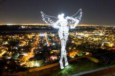 Darren Pearson: Lightpainting