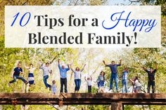 tips for a happy blended family