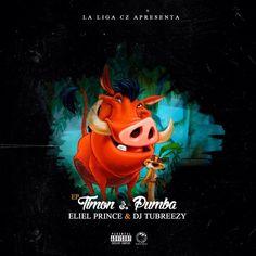 """Eliel e Dj Tubreezy – EP """"Timão e Pumba"""" [Download]"""