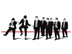 Blues Brothers vs Reservoir Dogs